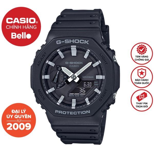Đồng hồ Casio G-Shock Nam GA-2100-1A chính hãng chống va đập, chống nước 200m - Bảo hành 5 năm - Pin trọn đời bán chạy