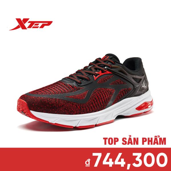 Xtep Giày chạy bộ Nam Thoáng khí, Thoải mái, Lưới, Tổng hợp, Thường, 981319110315