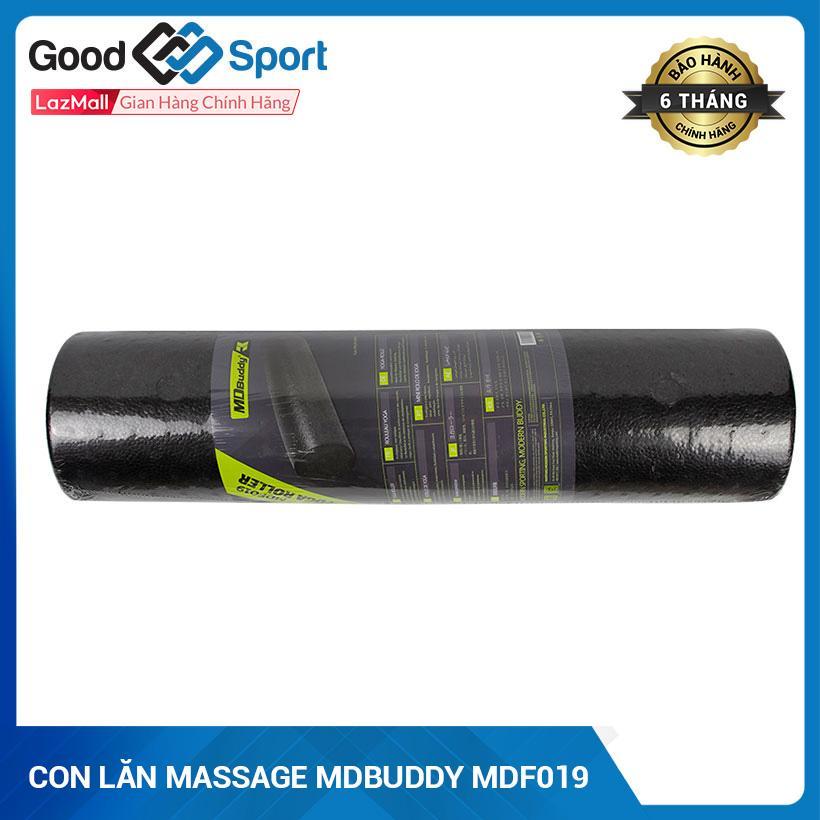 Ống Tập Yoga Con Lăn Tập Gym Fitness Massage Thư Giãn Cơ Bắp MDBuddy MDF019 1 Chiếc Giá Quá Tốt Phải Mua Ngay