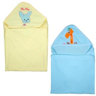 Combo 2 Chăn choàng, chăn ủ hè 100% cotton cho bé sơ sinh (HÀNG CHẤT LƯỢNG CAO) KIBA.shop ( đồ cho trẻ sơ sinh ) thumbnail