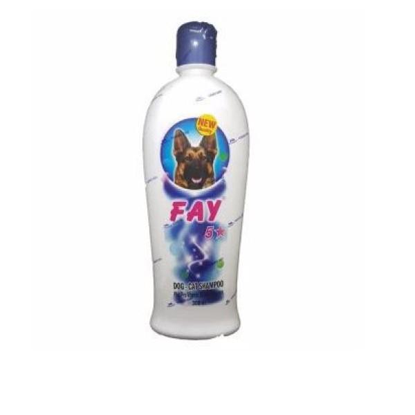 Sữa tắm cho chó mèo Fay 5 sao - 300ml, cam kết hàng đúng mô tả, chất lượng đảm bảo, an toàn cho thú cưng nhà bạn