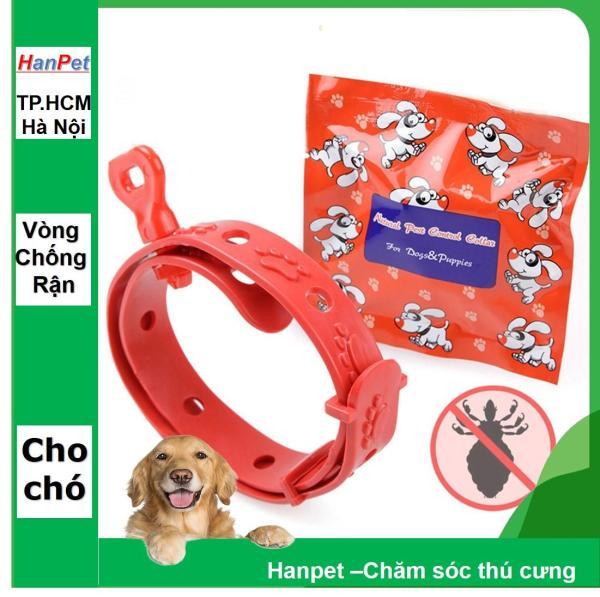 Miễn phí HCM129k - Vòng chống rận - 19k chống ve bọ chét 4 tháng cho chó mèo