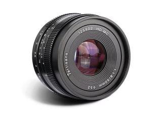 Ống kính 7artisans 50mm f 1.8 cho máy ảnh mirrorless có cảm biến crop Sony (E mount) thumbnail
