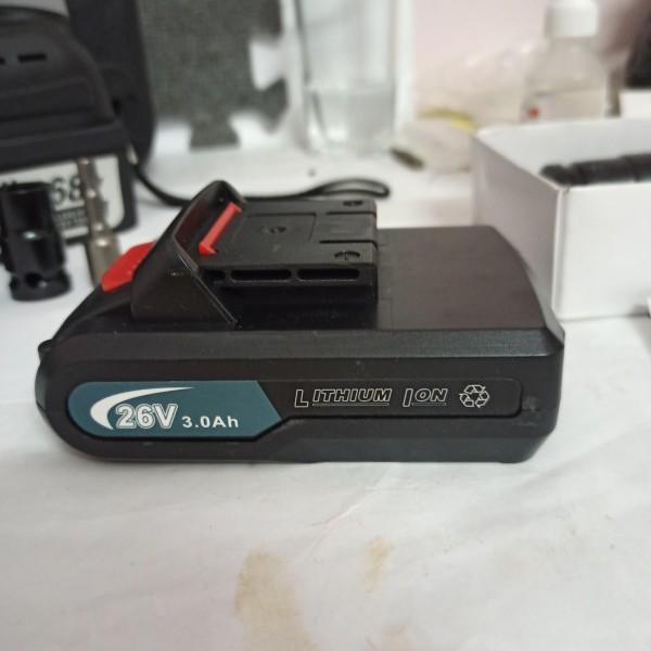 Pin máy khoan pin Makita 21v 24v 26v hàng loại 1