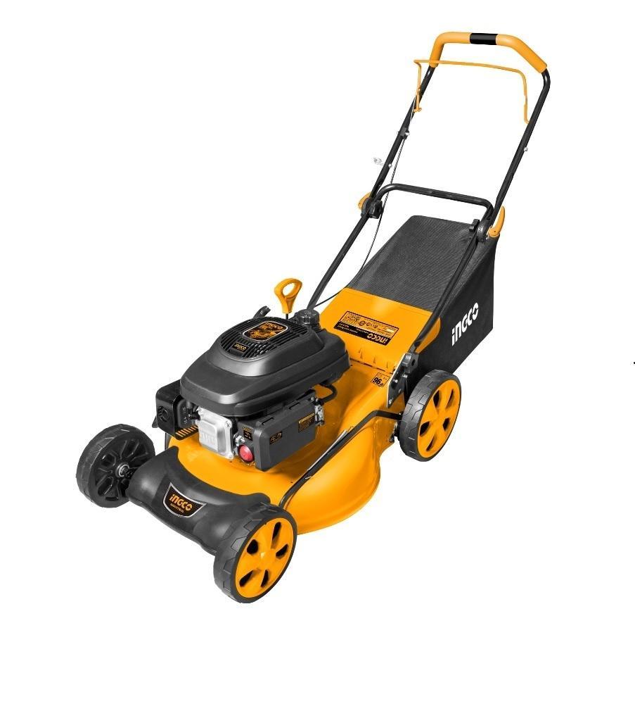 Máy cắt cỏ đẩy dùng xăng Ingco GLM196201