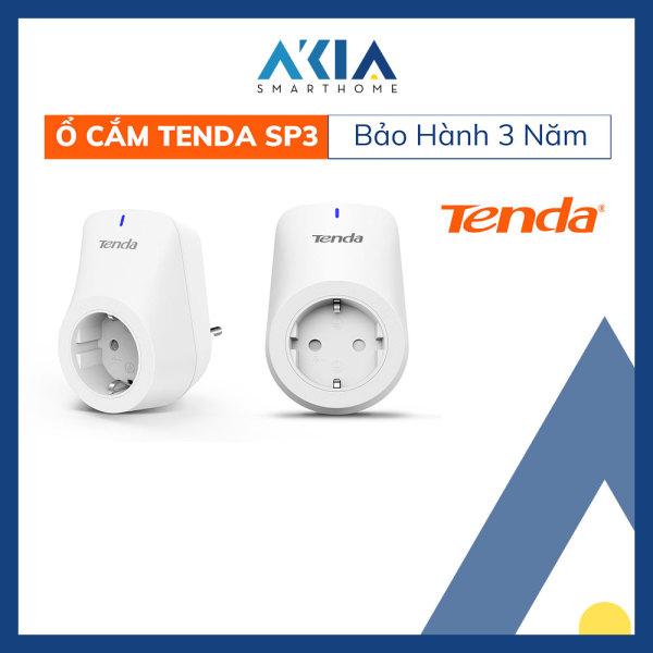Ổ cắm điện Wifi thông minh Tenda Beli SP3 - Hàng Chính Hãng