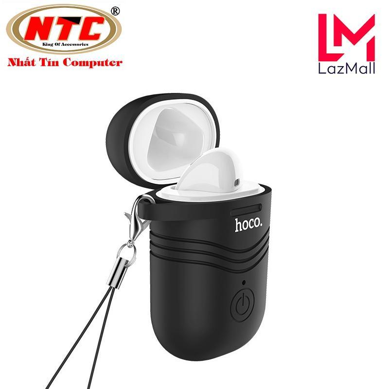 Giá Tiết Kiệm Khi Sở Hữu Tai Nghe Bluetooth Nhét Tai Hoco E39L Mirth V5.0 (Trắng) + Tặng Kèm Case