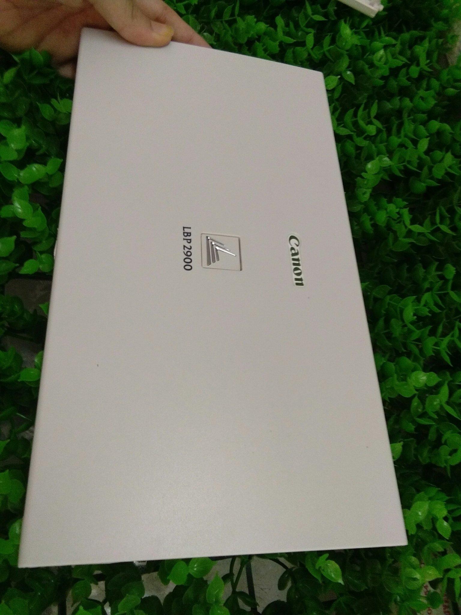 Khay đựng giấy máy in Canon 2900 loại XỊN LOGO NỔI - Khay để giấy vào 2900