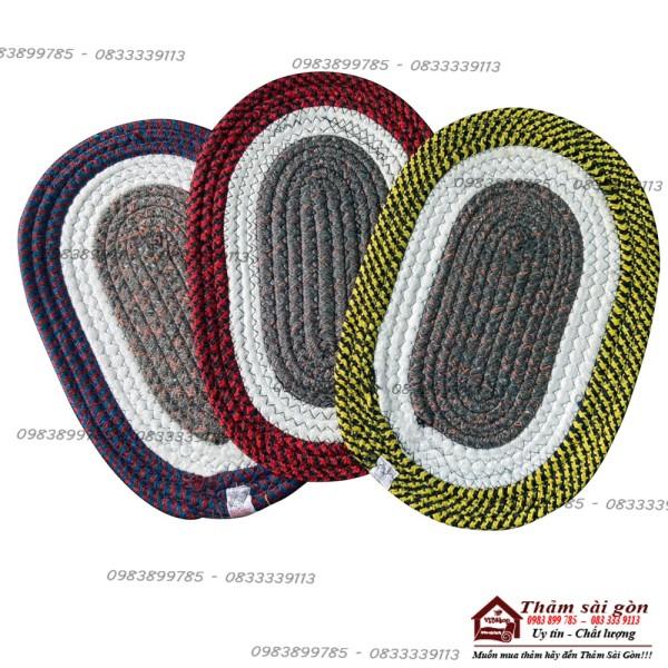 Thảm dậm chân vải siêu thấm.