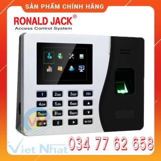 Ronald Jack 2000 - Máy Chấm Công Vân Tay - Hàng Nhập Khẩu Chính Hãng thumbnail