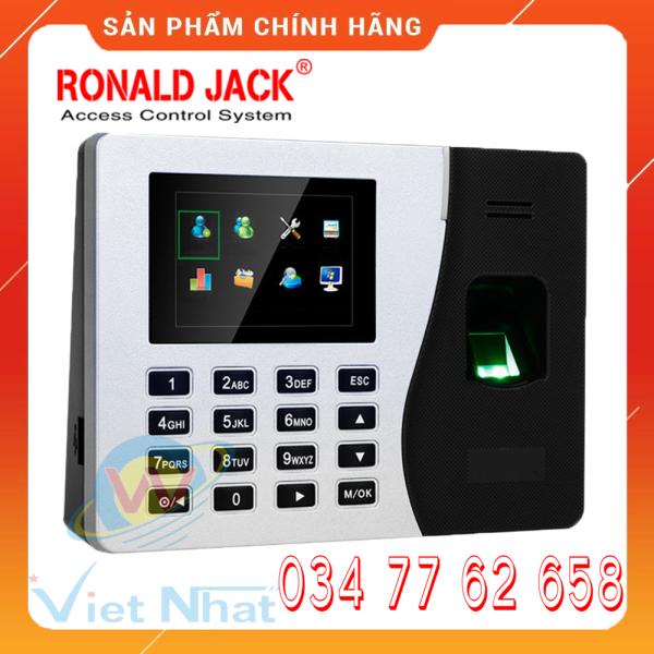 Giá Ronald Jack 2000 - Máy Chấm Công Vân Tay - Hàng Nhập Khẩu Chính Hãng
