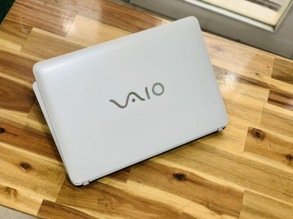 Bảng giá Laptop Sony Vaio Ultrabook SVF14 , i3 3217U 4G 500G 14inch Đẹp Keng Giá rẻ Phong Vũ