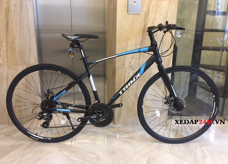 Phân phối xe đạp thể thao TRINX FREE 2.0 2021 khung nhôm vành 700c