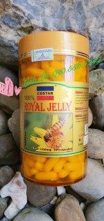 Sữa Ong Chúa Costar Royal Jelly Soft Gel Capsules 1450mg (365 viên) thumbnail