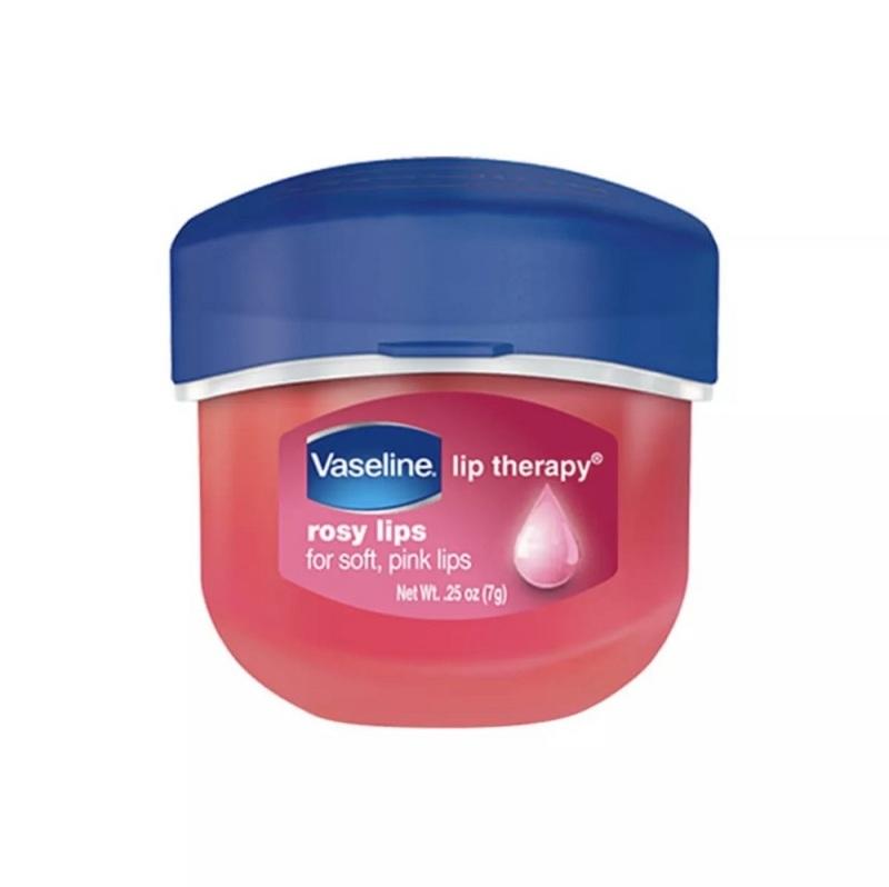 Sáp Dưỡng Môi Hồng Xinh Vaseline Lip Therapy Rosy Lip (7g) HÀNG CHÍNH HÃNG giá rẻ