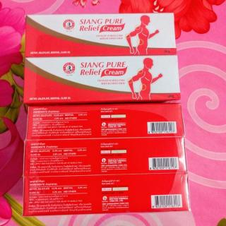 Kem xoa bóp Siang Pure Relief Thái lan 30g thumbnail