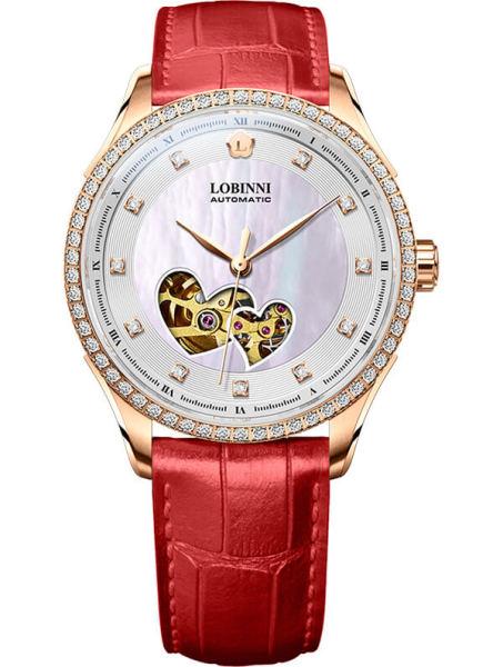 Đồng hồ nữ chính hãng Lobinni No.2002-1