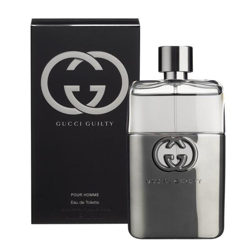 Nước hoa nam Gucci Guilty Black Eau De Toilette 90ml