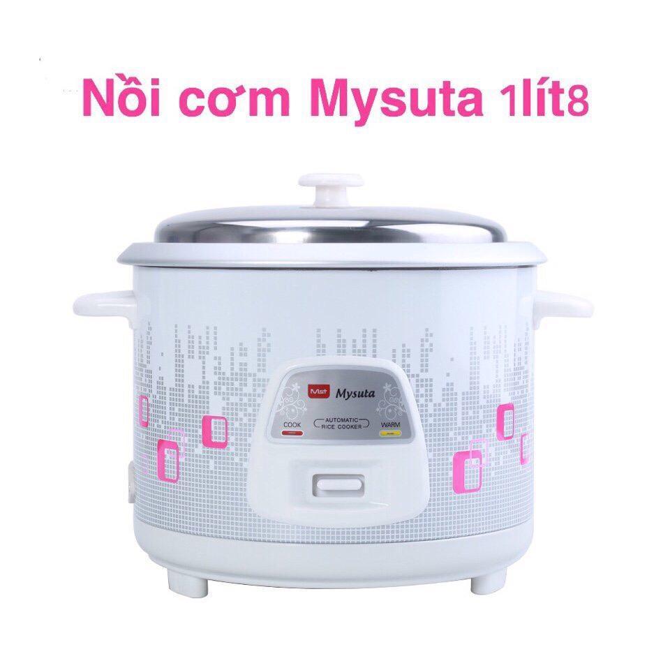Nồi Cơm Điện Mysuta 1L8 hàng chuẩn