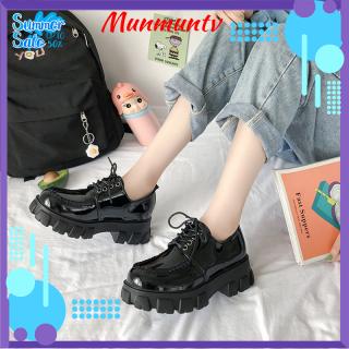 Giày nữ, Boots nữ OV Hàn Quốc Hottrend Da Mềm thumbnail