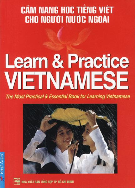 Mua Sách - Learn & Practice Vietnamese - Cẩm nang học tiếng Việt cho người nước ngoài