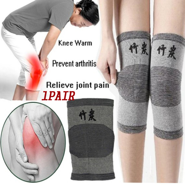 STV2107 Breathable 1Pair Safety Bandage Riding Sports Elastic Gym Sleeve Knee Pads Support Protector Knee Guard