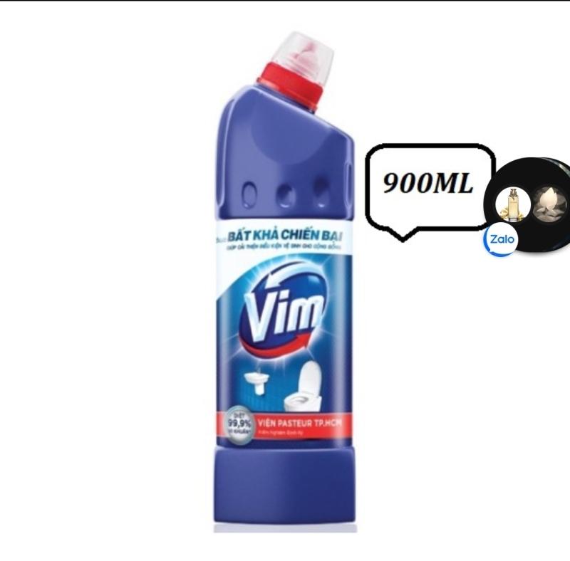 Nước tẩy bồn cầu vệ sinh TOILET VIM 900ML