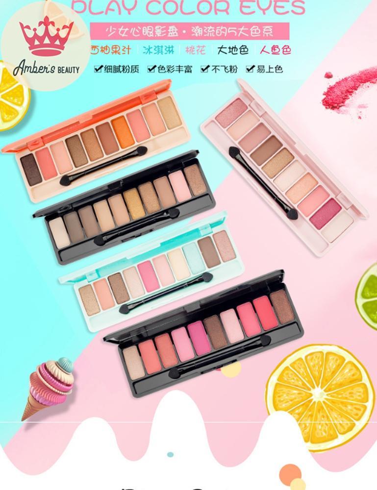 Bảng Màu Phấn Mắt Play Color Eyeshadow Phiên Bản Hoa Anh Đào Gía Shock L0124 tốt nhất