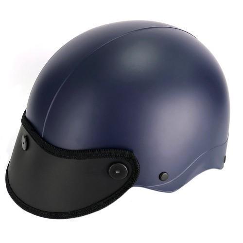 SIÊU SALE - Mũ bảo hiểm nón sơn thời trang trơn nữa đầu