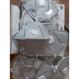10 khẩu trang Khánh An 3M lọc bụi mịn PM 2.5 - Hình Shop tự chụp Hình Thật thumbnail