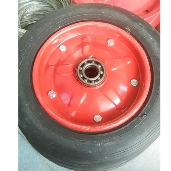 Bánh xe cao su đúc, bánh xe trộn bê tông 3T