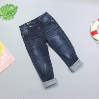 334 - Quần Jeans bé trai ( quần áo trẻ em xuất khẩu ) thumbnail