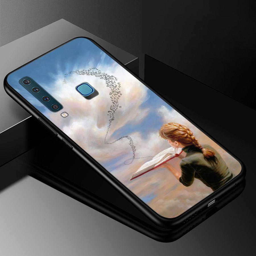 Ốp điện thoại dành cho máy Samsung Galaxy A8 Star - Chữ bay đi hết MS  ADC006