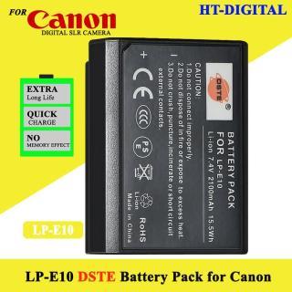 Pin máy ảnh Canon LP-E10 cho Canon EOS Rebel T3 T5 T6 Kiss X50 Kiss X70 EOS 1100D EOS 1200D EOS 1300D thumbnail