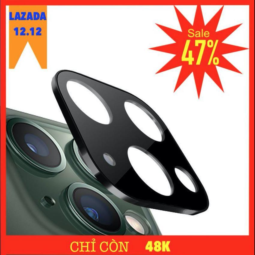 Giá Miếng dán ốp kính cường lực camera IPHONE 11/11Pro/11ProMax Full 3D chống va đập/xước - BH 1 đổi 1 trong 7 ngày nếu sản phẩm không chất lượng