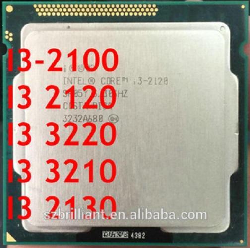 Giá cpu core i3 2100 / 2120