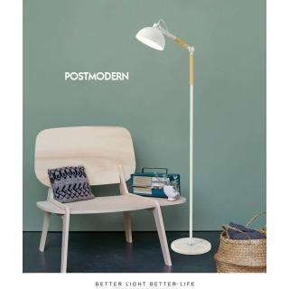 Đèn cây đứng - đèn sàn nội thất nhập khẩu cao cấp DC006 - tặng kèm bóng LED Rạng Đông chính hãng thumbnail