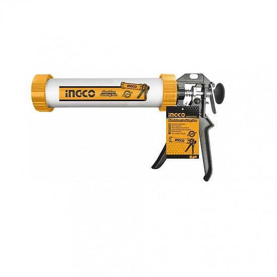Dụng cụ bơm silicol ống nhôm Ingco HCG0115