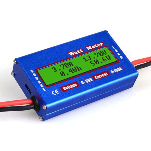 Máy đo dòng điện điện áp công suất watt metter 100A 150A