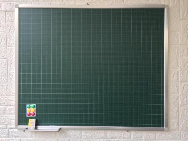 Mua Bảng từ xanh ô ly chống lóa Hàn Quốc 1m*1.2m (Tặng kèm bông lau, hộp phấn, nam châm bảng)