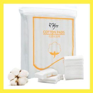 Bông tẩy trang 3 lớp Cotton Pads túi 222 miếng dq6 thumbnail