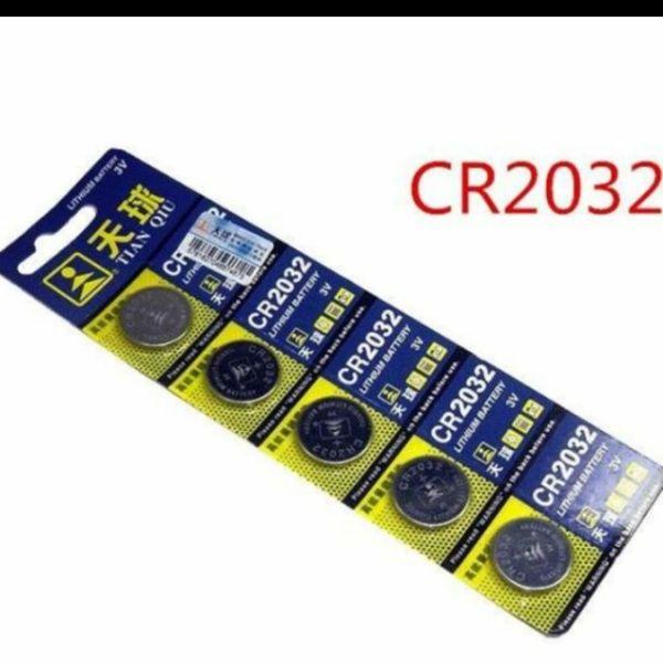 Bảng giá Pin cmos 2032 (1 vĩ 5 viên) Phong Vũ