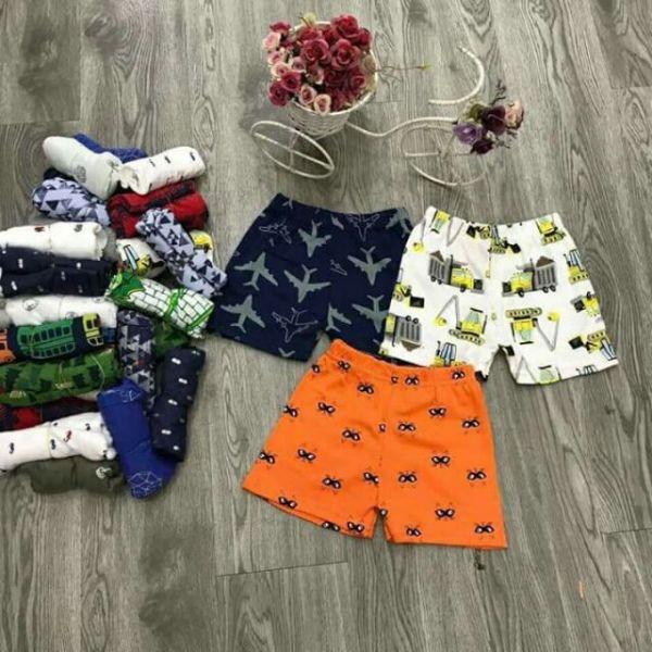 Giá bán quần cotton siêu mịn mát bé trai, bé gái , quần đẹp cho bé, quần cotton mềm loại 1