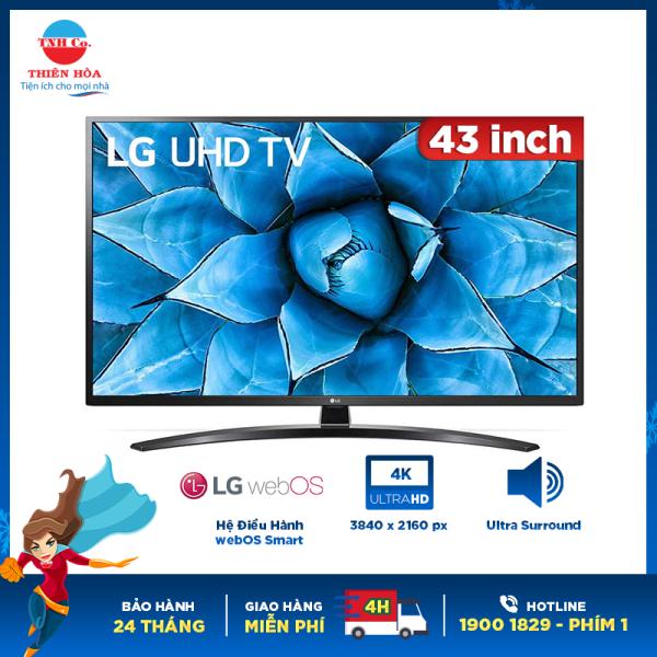 Bảng giá Smart Tivi 4k LG 43 Inch 43UN7400PTA LED