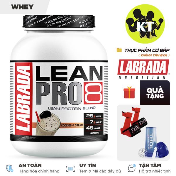 Thực phẩm bổ sung: Lean Pro 8 nhập khẩu
