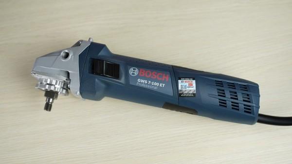 Máy Mài Góc Bosch GWS 7-100ET 720W  -Hàng chính hãnch