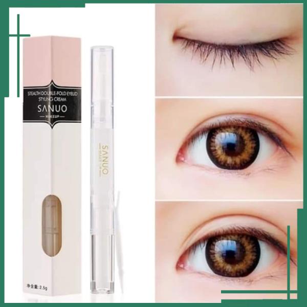 [Tặng kèm cậy chống mí mắt] Bút kích mí mắt - Bút gel kích mí - keo kích mí dạng bút siêu nhanh tiện lợi