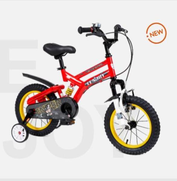 Mua [TẶNG PHỤ KIỆN ĐI KÈM] Xe đạp trẻ em Nhật Bản LENJOY SNI.PER - XE TRẺ EM CAO CẤP GIÁ RẺ, xe đạp 4 bánh