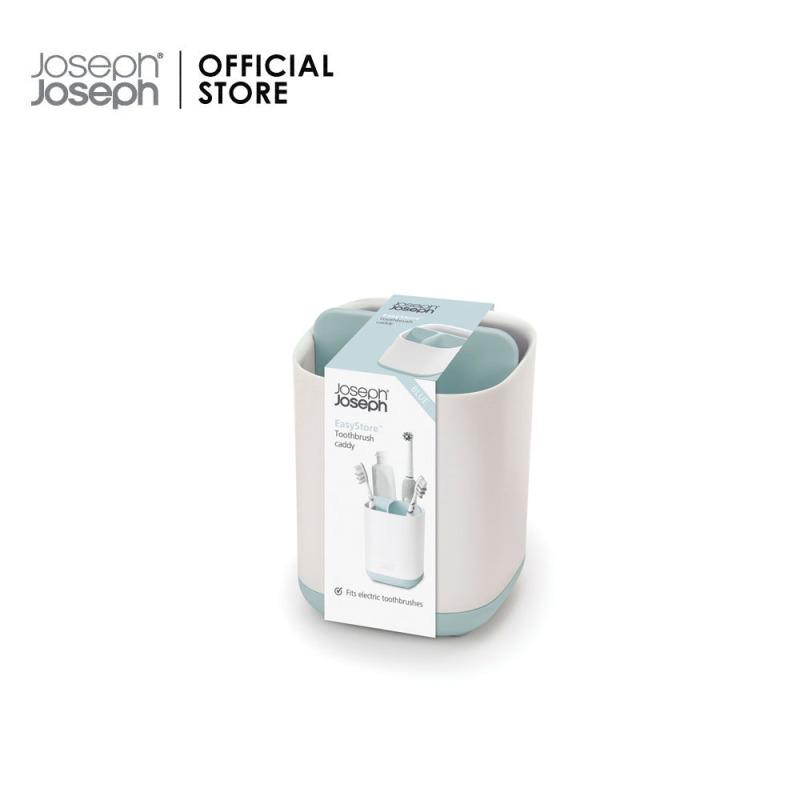 Hộp đựng dụng cụ nhà tắm Joseph Joseph xanh JJ705003, có nhiều ngăn thuận tiện với việc lưu giữ vật dụng kích thước khác nhau