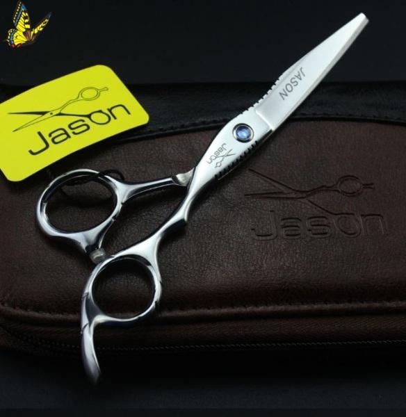 Kéo cắt tóc chuyên nghiệp Jason HA 01  [ 1 cây] nhập khẩu